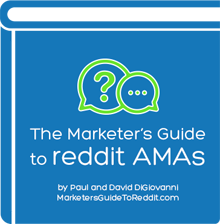 The Marketer's Guide to Reddit AMAs Cover Graphic