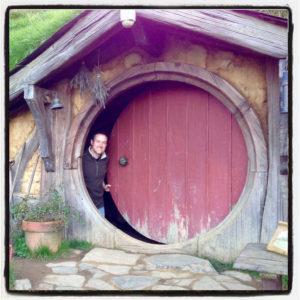 john hutcherson hobbit hole