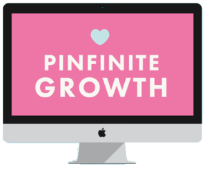 pinfinite growth logo