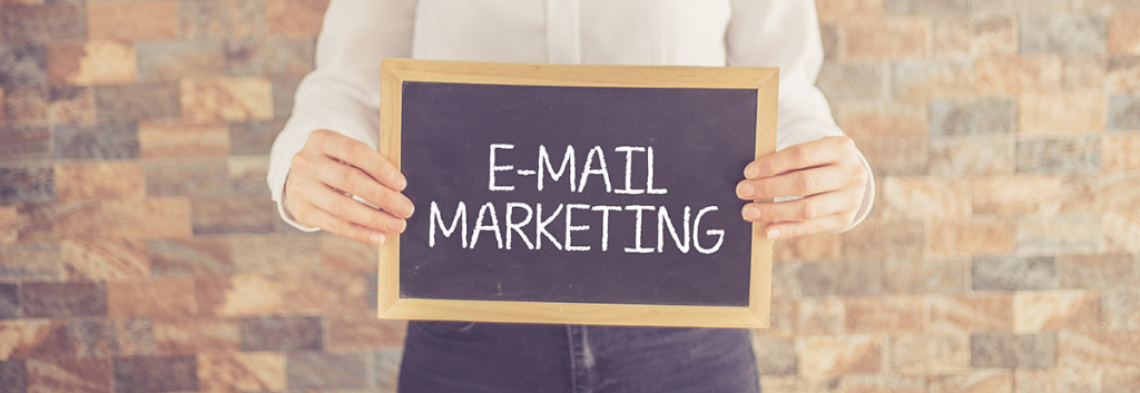 email marketing list building