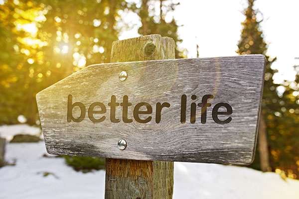 better life starts today