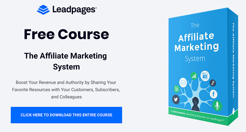 LeadPages Affiliate Marketing Training Course