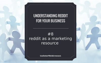 Reddit as a Marketing Resource: Research, Content, and Networking