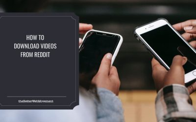 How to Download Videos from Reddit: Best Webistes and Apps
