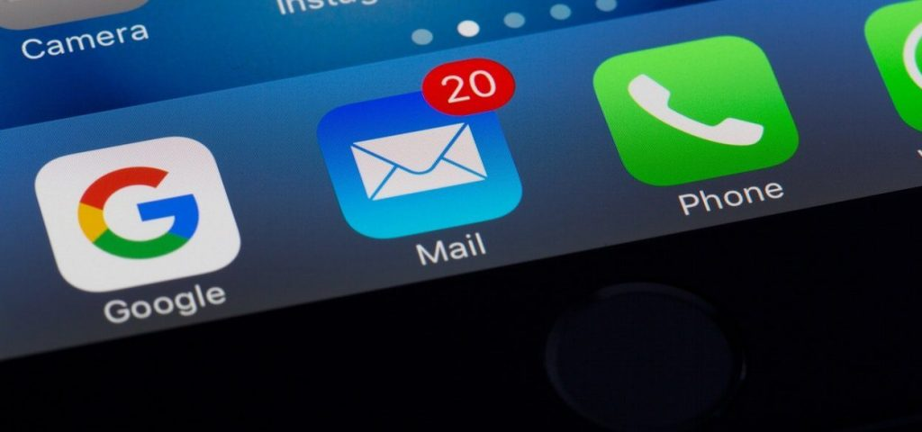 Image of email icon