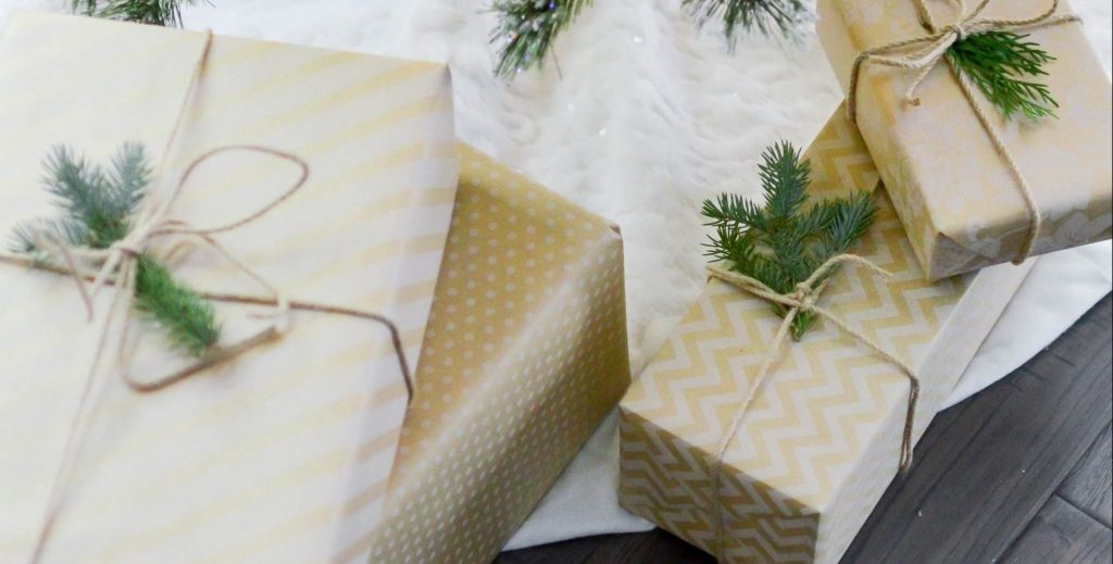 Image of holiday presents