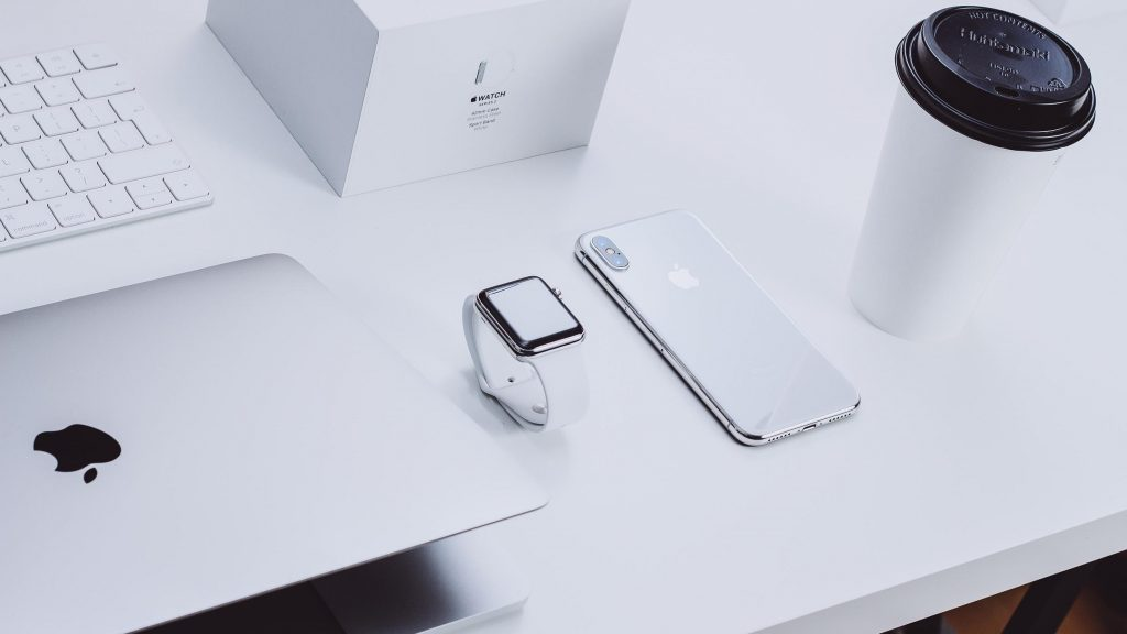 Image of multiple Apple products