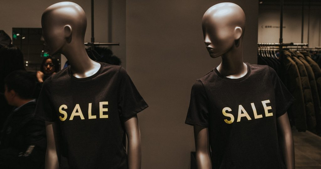 Image of sale shirt