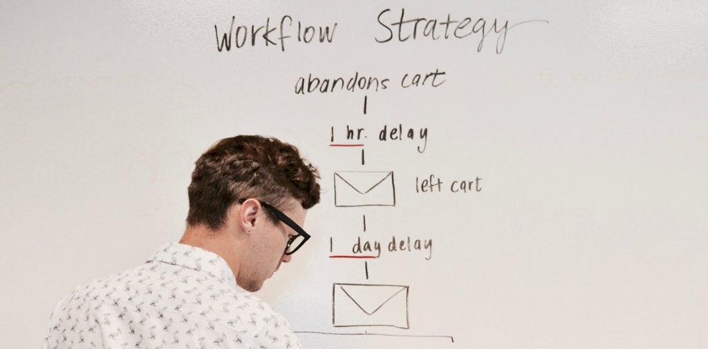 Image of workflow strategy