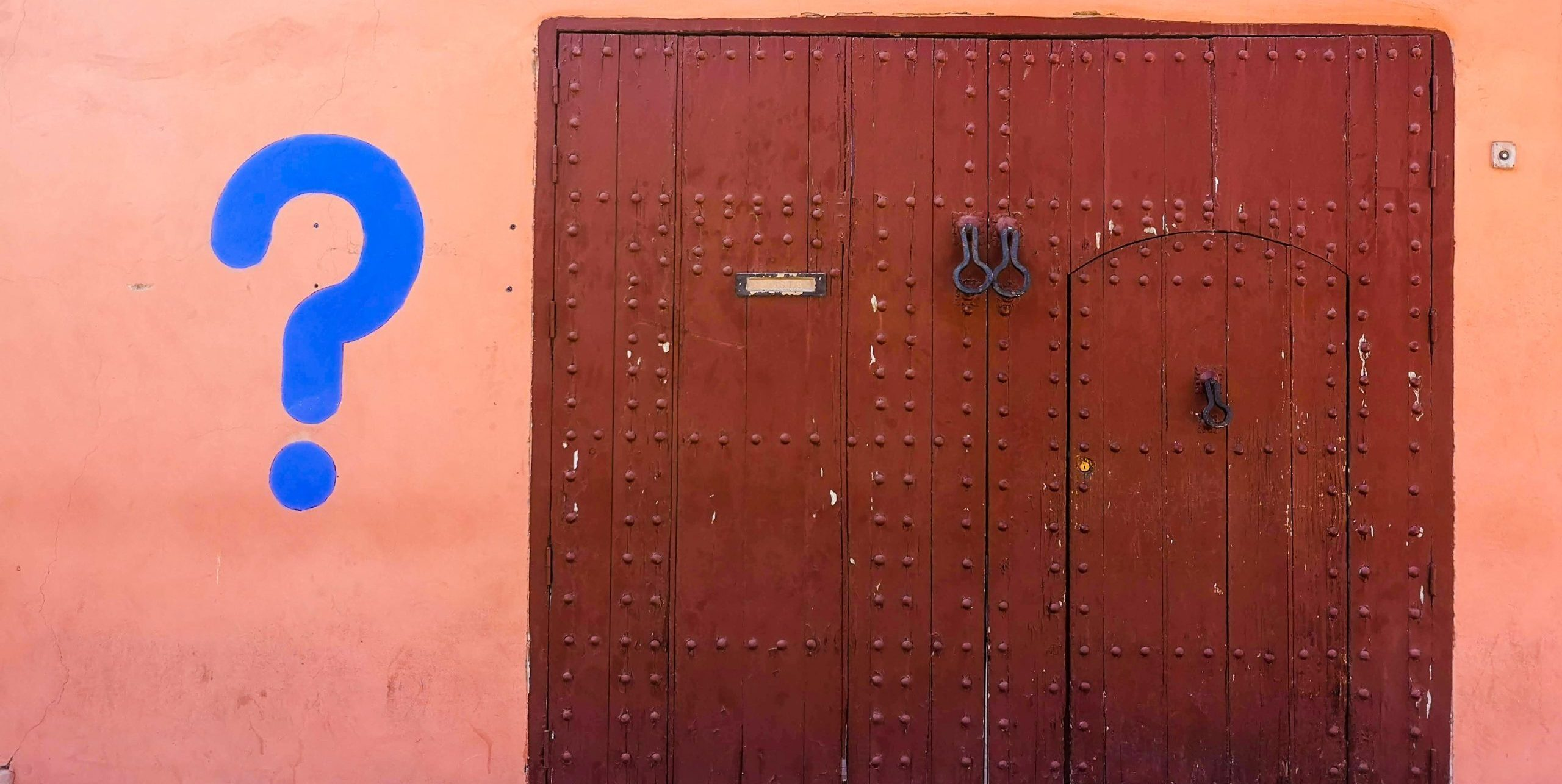 A really nice door on the streets of Marrakech. This town has the most amazing doors and entrances ever.