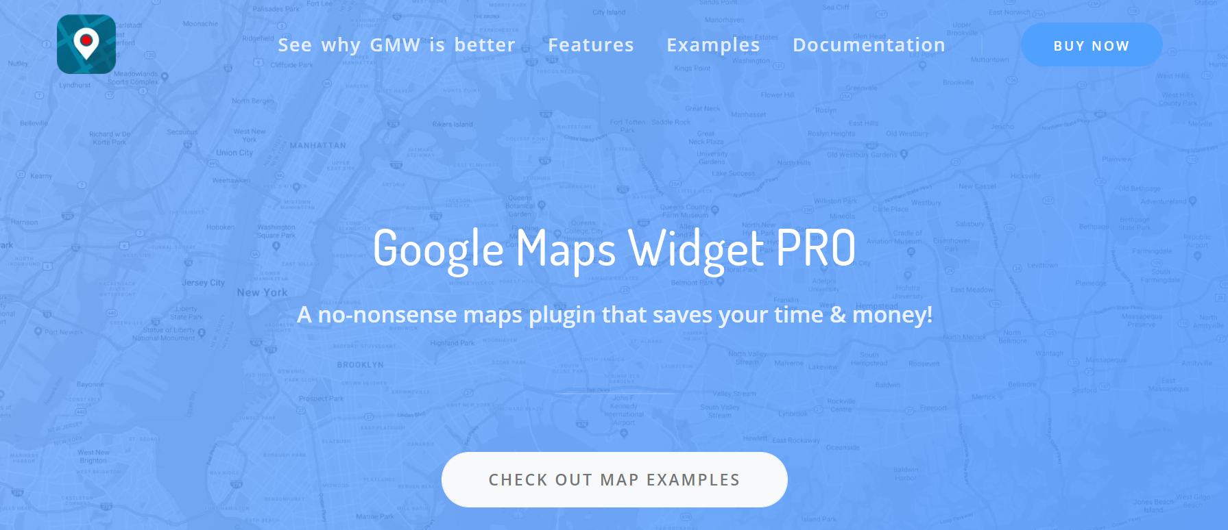 Google Maps Widget Pro homepage