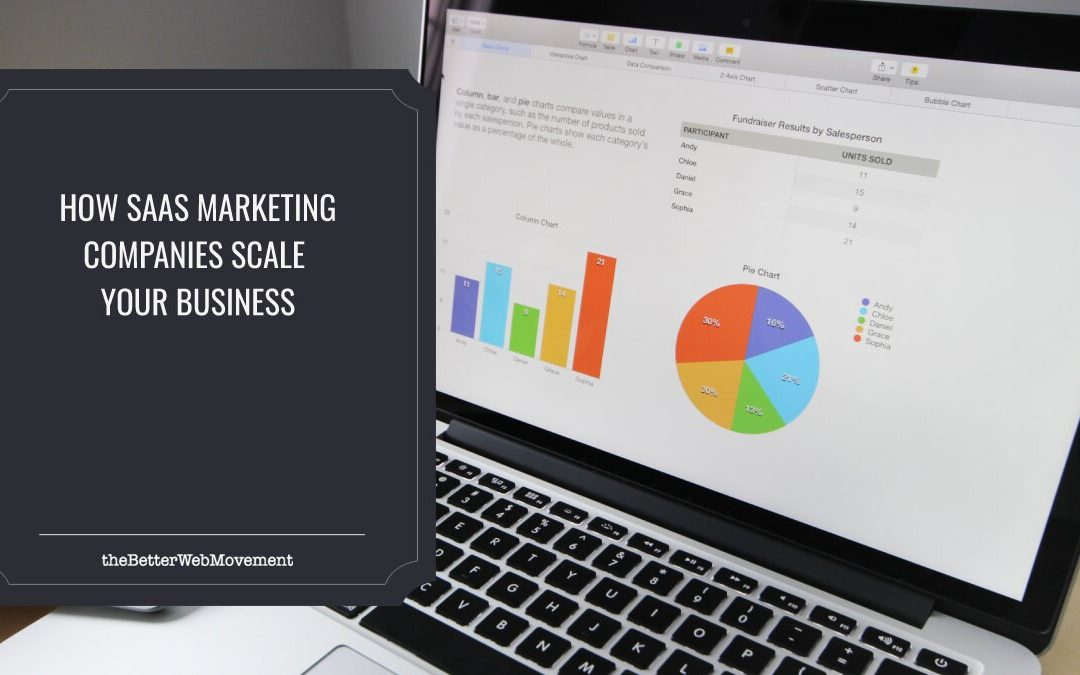 How SaaS Marketing Companies Scale your Business