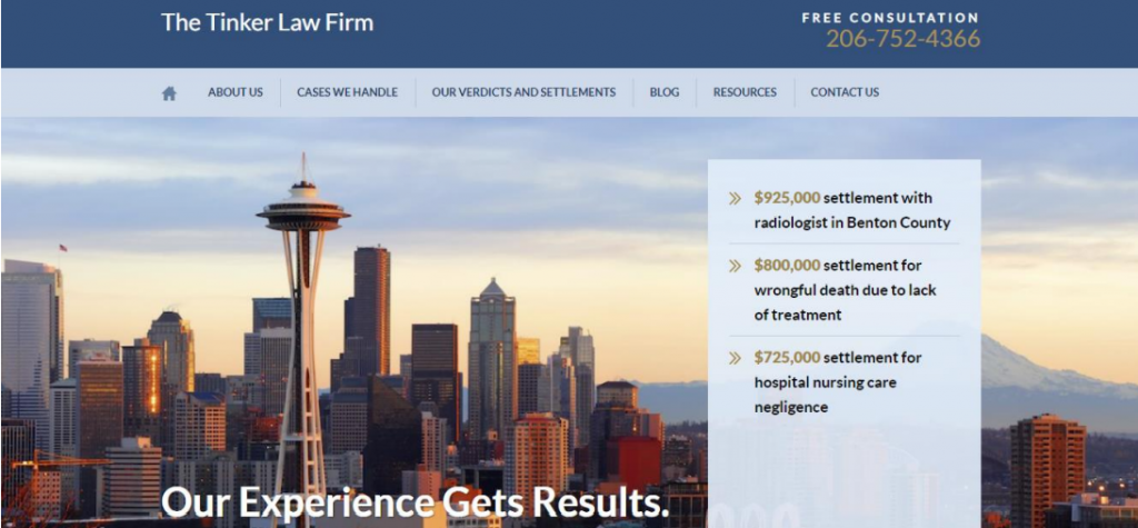 Tinker Law Firm